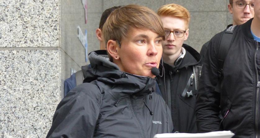 Lobby tour : Découvrir Bruxelles avec Pia Eberhardt