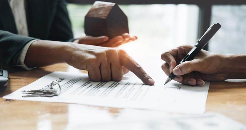 Form und Inhalt des Mietvertrags