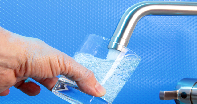 Kann ich Leitungswasser trinken?