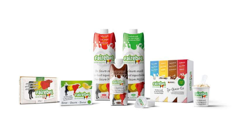 Fairebel erreicht fast 10 Millionen Liter verkaufter Milch
