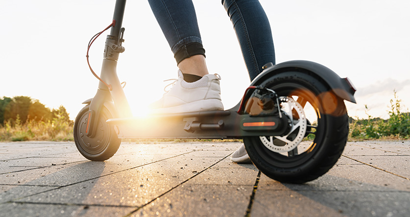 E-Scooters : informations et risques